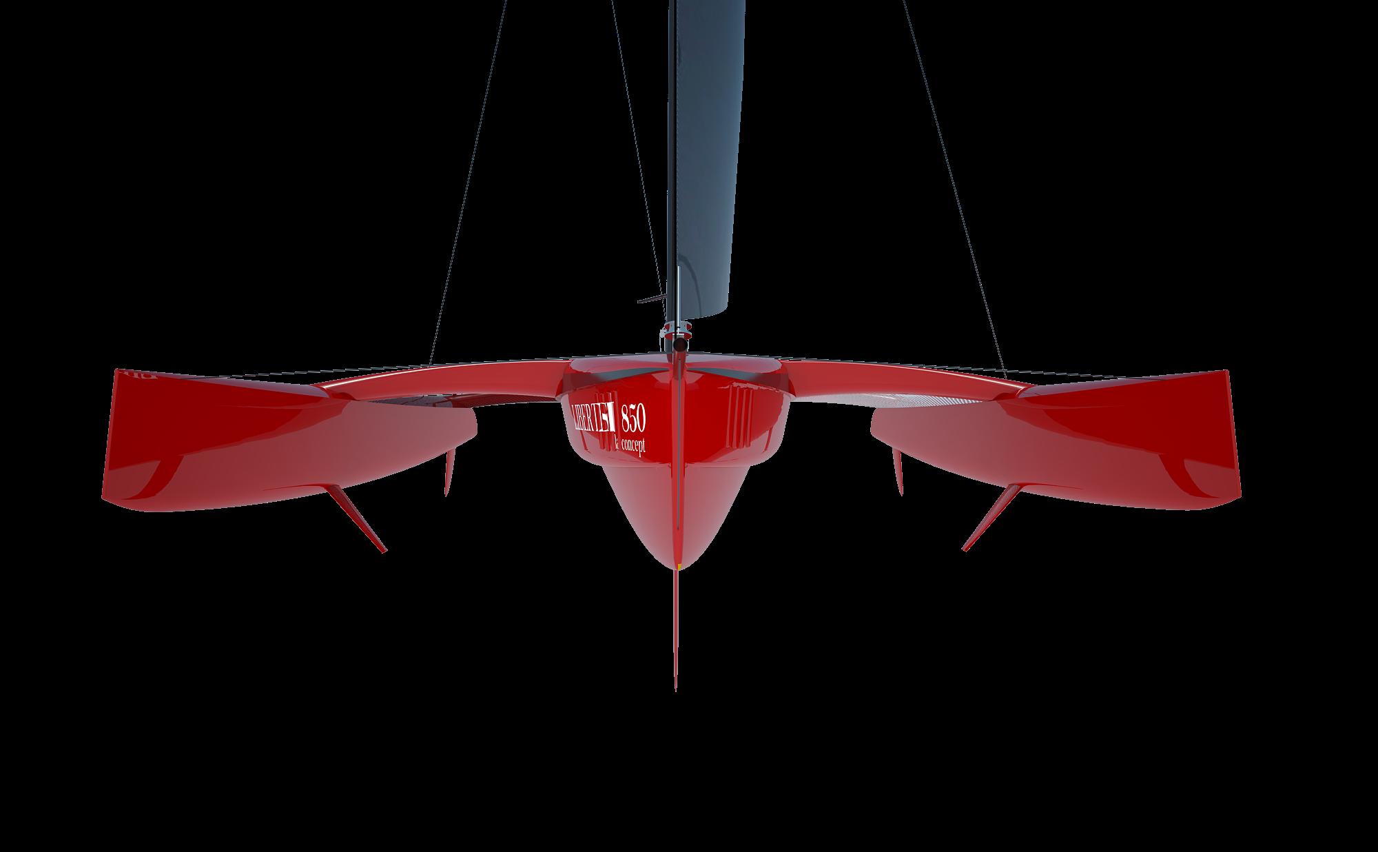 BoatYard Libertist 850
