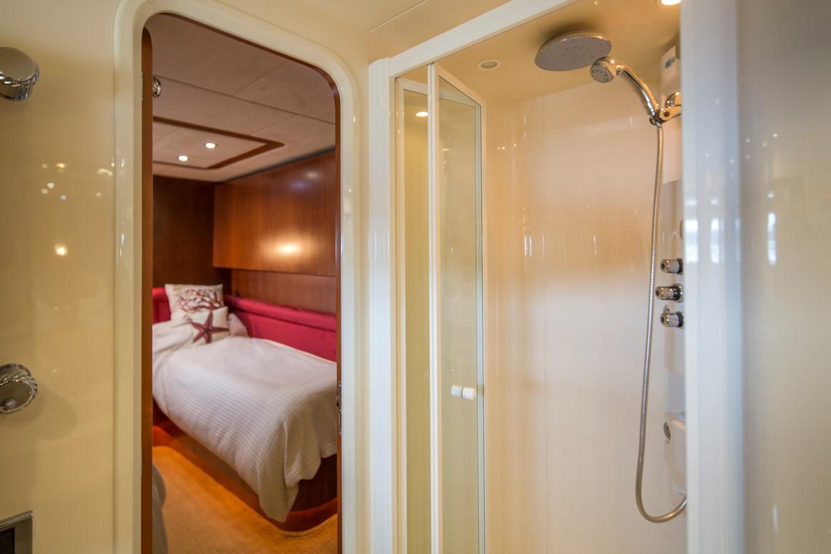 Twin Guest Room Shower