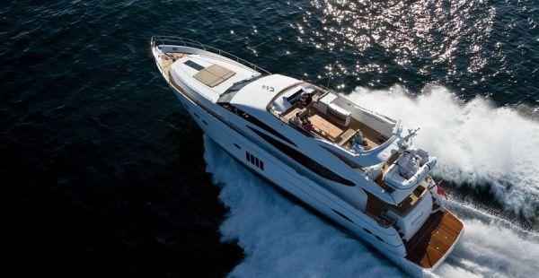 Sister boat Princess 78 Motor Yacht