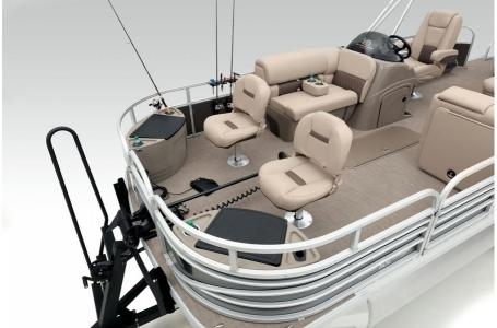 2020 Sun Tracker boat for sale, model of the boat is Fishing Barge 22 XP3 & Image # 18 of 50