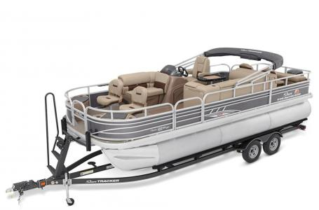 2020 Sun Tracker boat for sale, model of the boat is Fishing Barge 22 XP3 & Image # 27 of 50