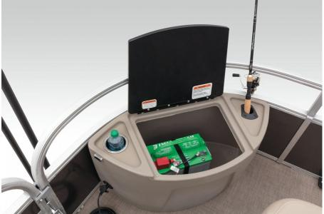 2020 Sun Tracker boat for sale, model of the boat is Fishing Barge 22 XP3 & Image # 35 of 50