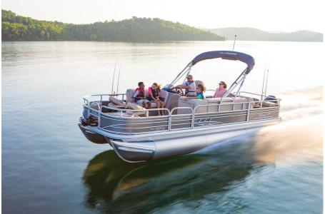 2020 Sun Tracker boat for sale, model of the boat is Fishing Barge 22 XP3 & Image # 40 of 50