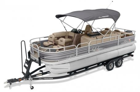 2020 Sun Tracker boat for sale, model of the boat is Fishing Barge 22 XP3 & Image # 42 of 50