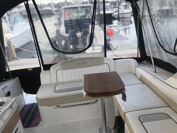 2010 Sea Ray boat for sale, model of the boat is 310 Sundancer & Image # 12 of 14