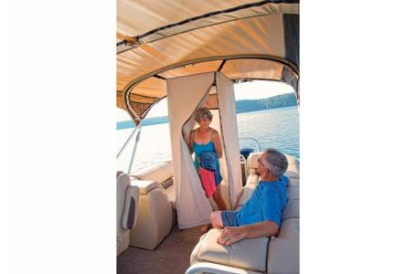 2020 Sun Tracker boat for sale, model of the boat is Party Barge 22 DLX & Image # 13 of 15