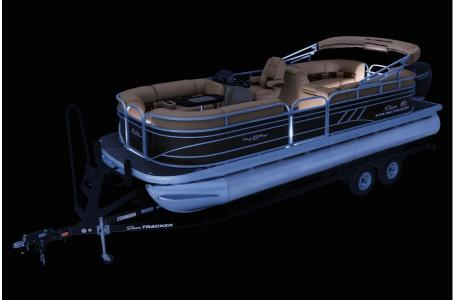 2020 Sun Tracker boat for sale, model of the boat is Party Barge 22 DLX & Image # 6 of 15