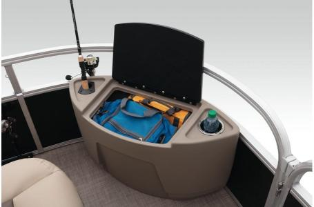 2020 Sun Tracker boat for sale, model of the boat is Fishing Barge 20 DLX & Image # 28 of 48