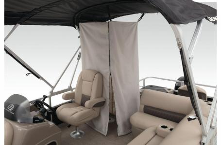 2020 Sun Tracker boat for sale, model of the boat is Fishing Barge 20 DLX & Image # 38 of 48