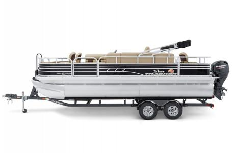 2020 Sun Tracker boat for sale, model of the boat is Fishing Barge 20 DLX & Image # 40 of 48