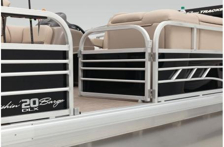 2020 Sun Tracker boat for sale, model of the boat is Fishing Barge 20 DLX & Image # 42 of 48