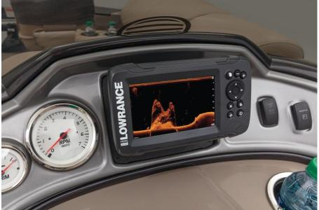 2020 Sun Tracker boat for sale, model of the boat is Fishing Barge 20 DLX & Image # 44 of 48
