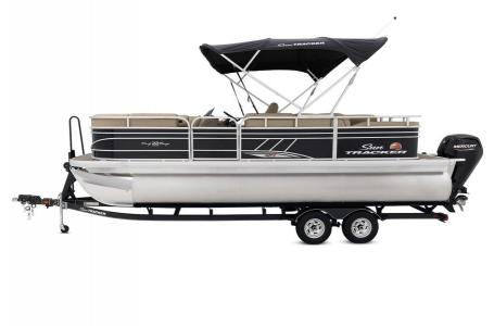 2020 Sun Tracker boat for sale, model of the boat is Party Barge 22 XP3RF & Image # 10 of 13