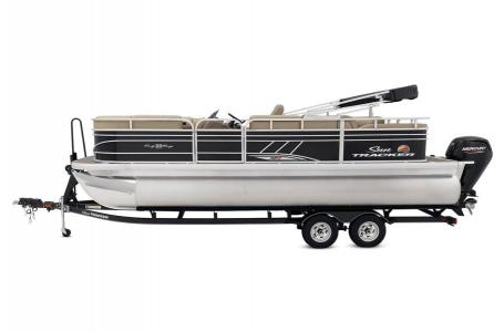 2020 Sun Tracker boat for sale, model of the boat is Party Barge 22 XP3RF & Image # 5 of 13