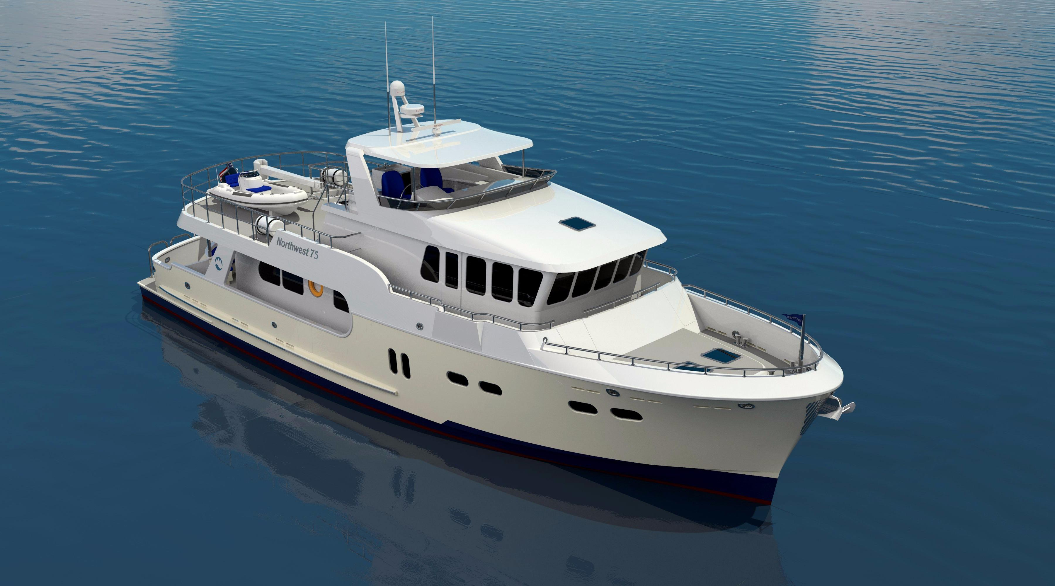 Picture Of:  75' Northwest Motor Yacht 2020Yacht For Sale | 4