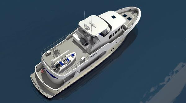 Picture Of:  75' Northwest Motor Yacht 2020Yacht For Sale | 3 of 4