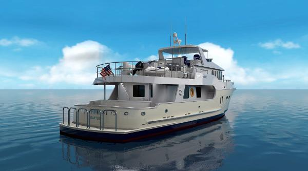 Picture Of:  75' Northwest Motor Yacht 2020Yacht For Sale | 4 of 4