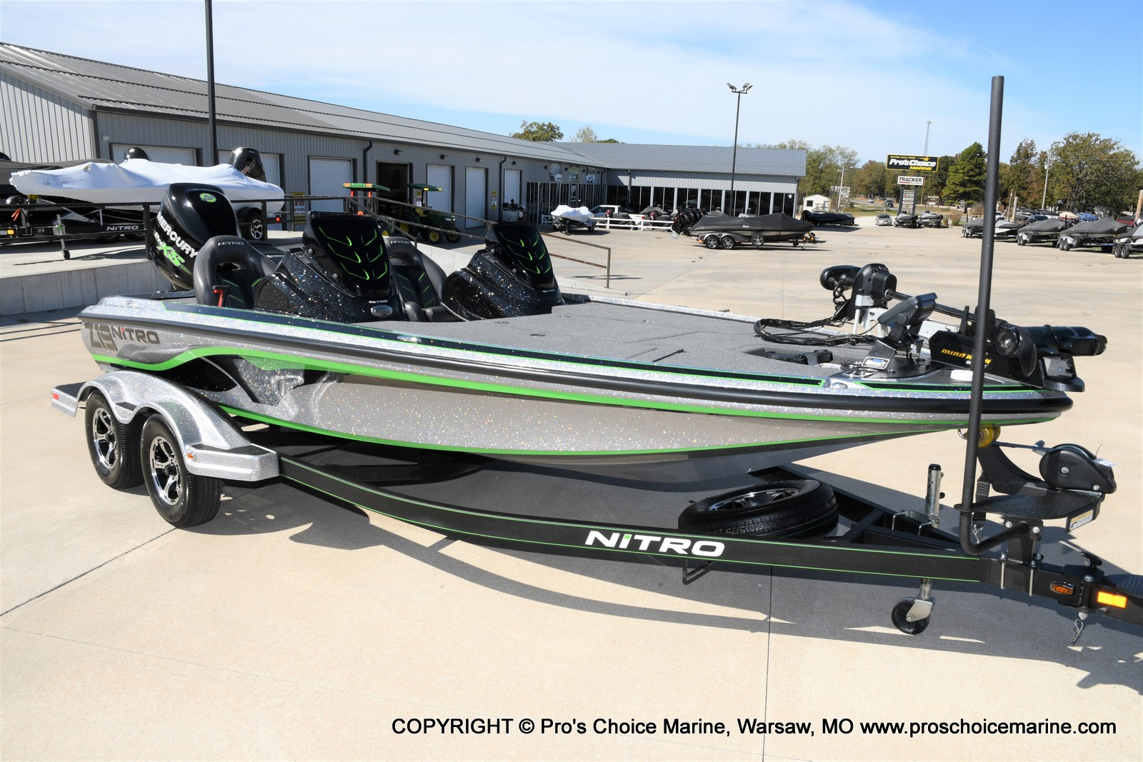 2017 Nitro boat for sale, model of the boat is Z19 & Image # 15 of 50