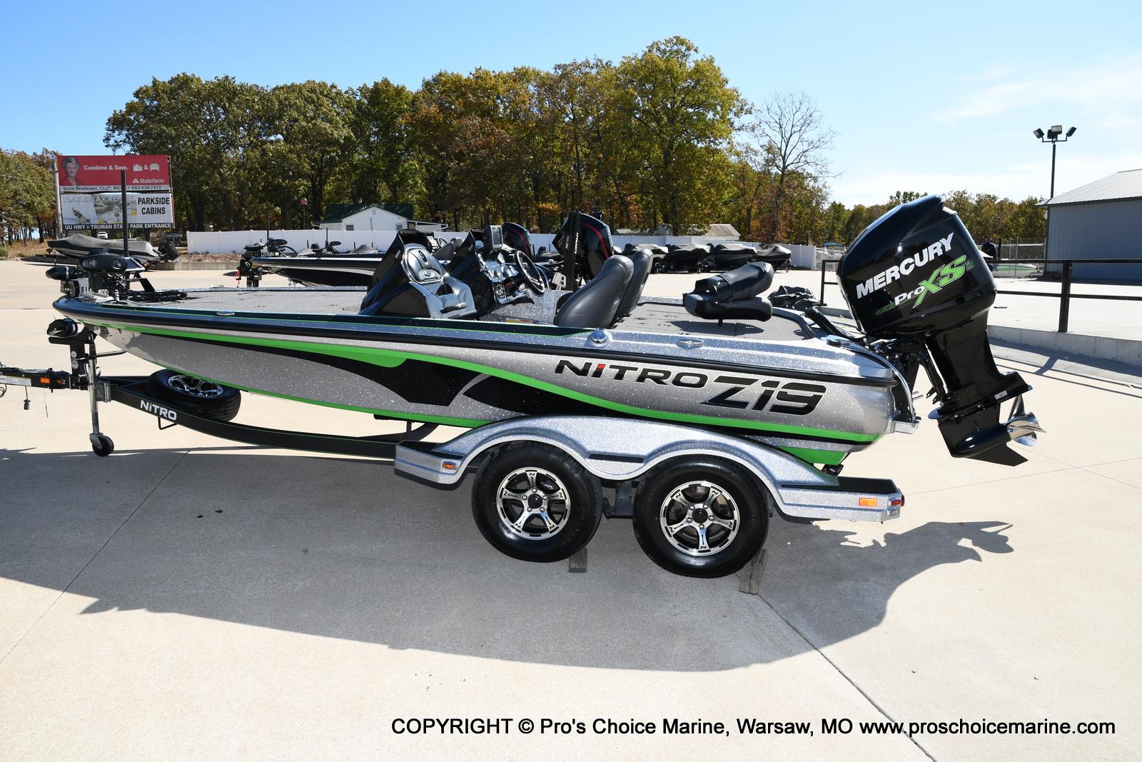 2017 Nitro boat for sale, model of the boat is Z19 & Image # 17 of 50