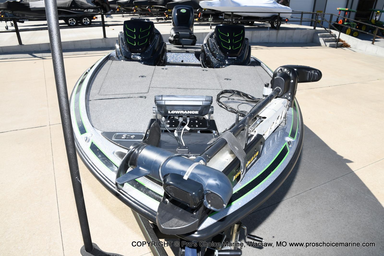 2017 Nitro boat for sale, model of the boat is Z19 & Image # 19 of 50