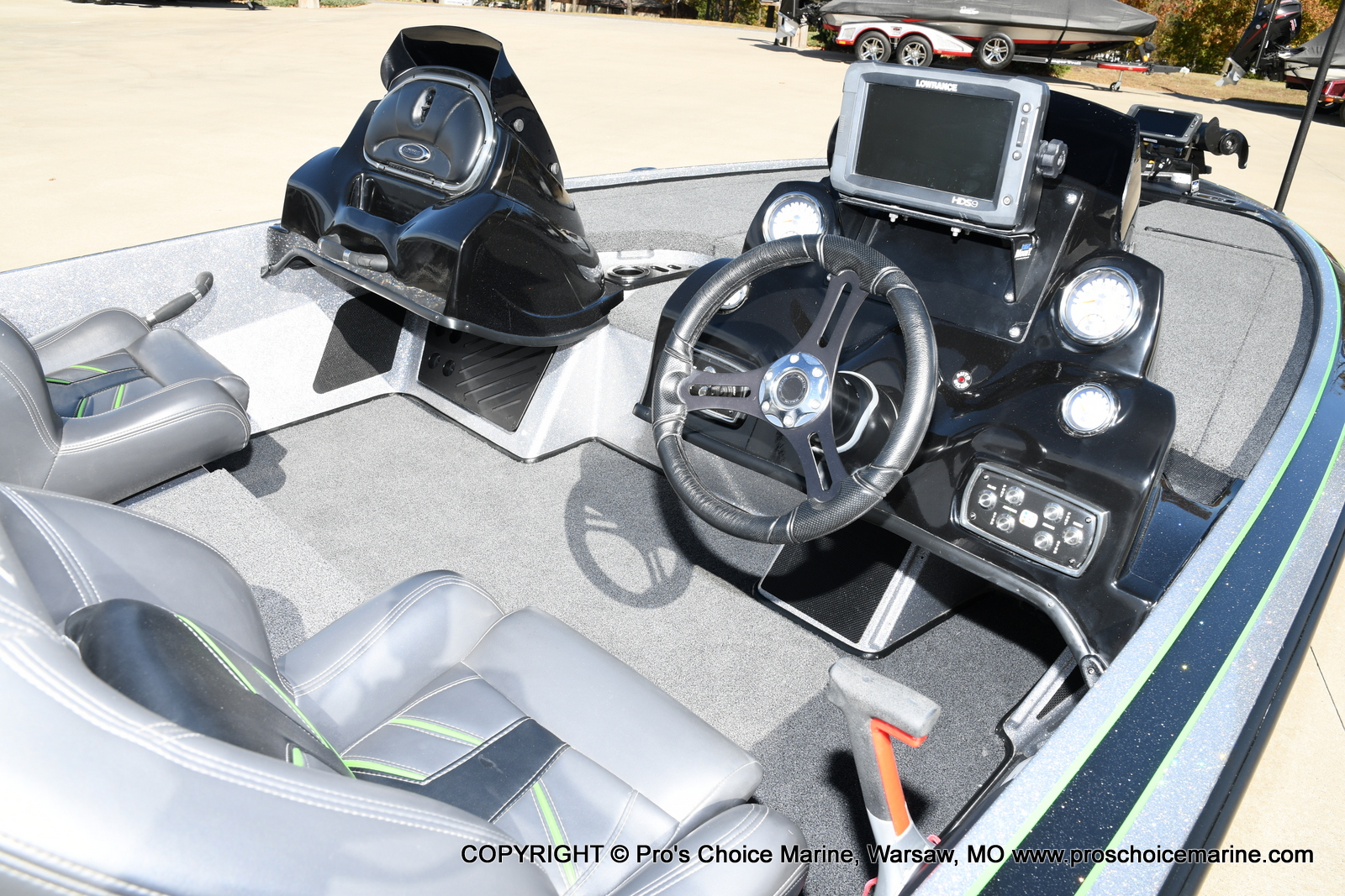 2017 Nitro boat for sale, model of the boat is Z19 & Image # 20 of 50
