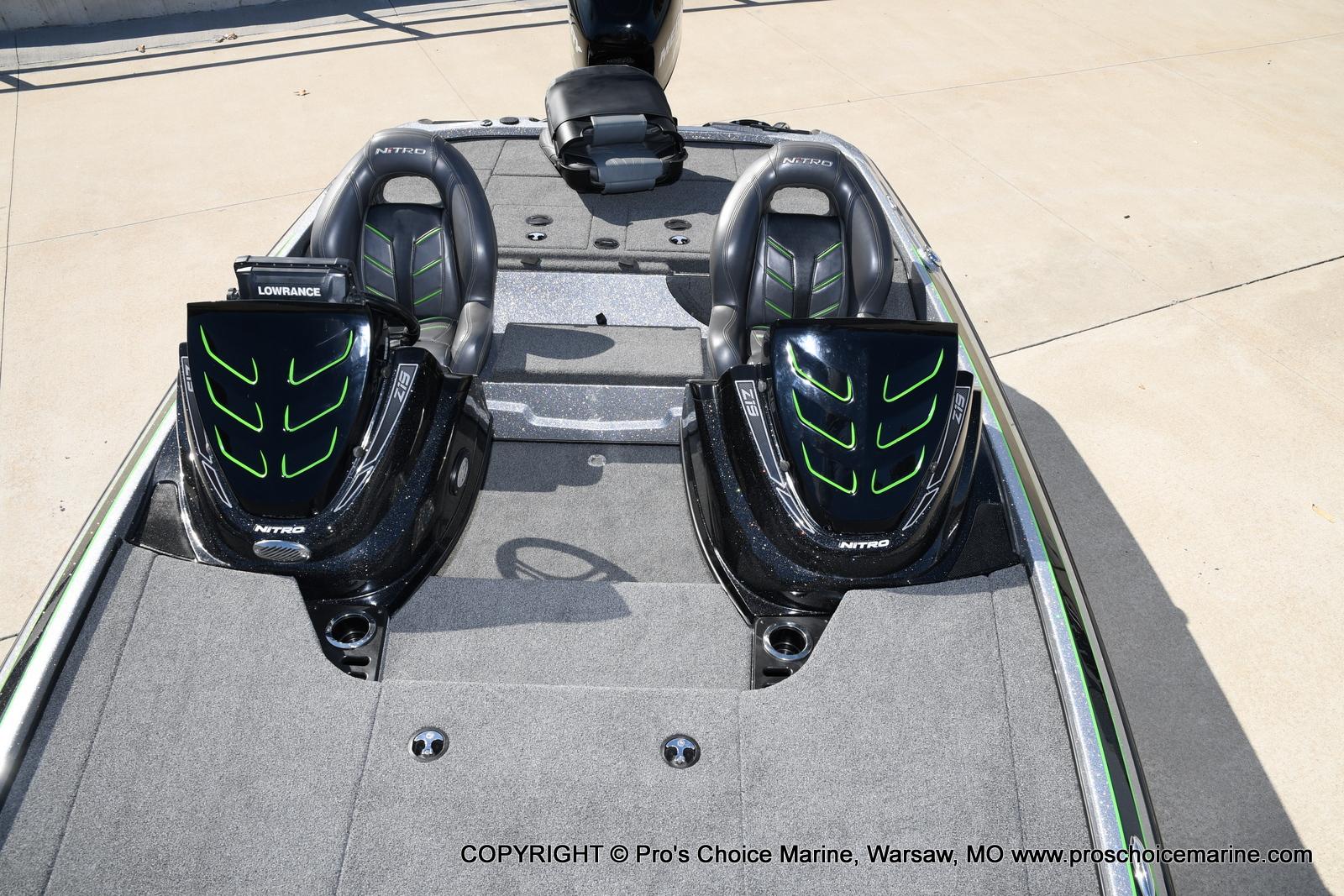2017 Nitro boat for sale, model of the boat is Z19 & Image # 24 of 50