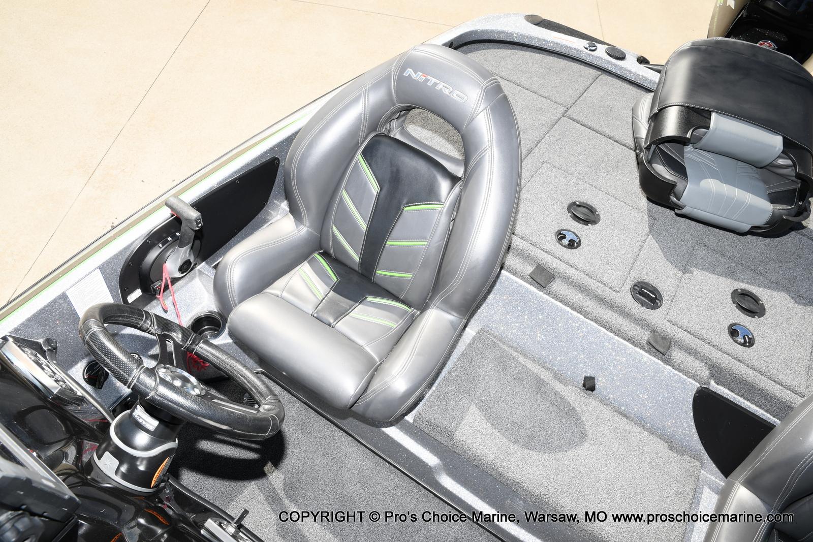 2017 Nitro boat for sale, model of the boat is Z19 & Image # 26 of 50