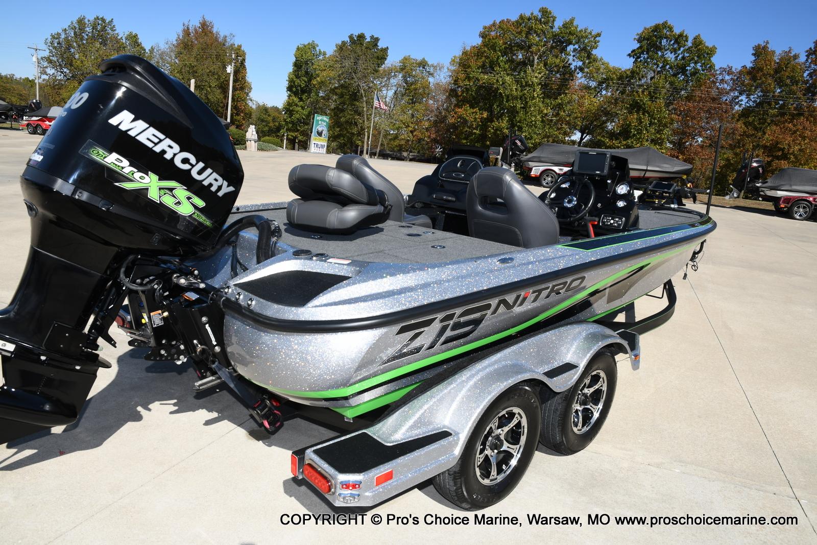 2017 Nitro boat for sale, model of the boat is Z19 & Image # 30 of 50