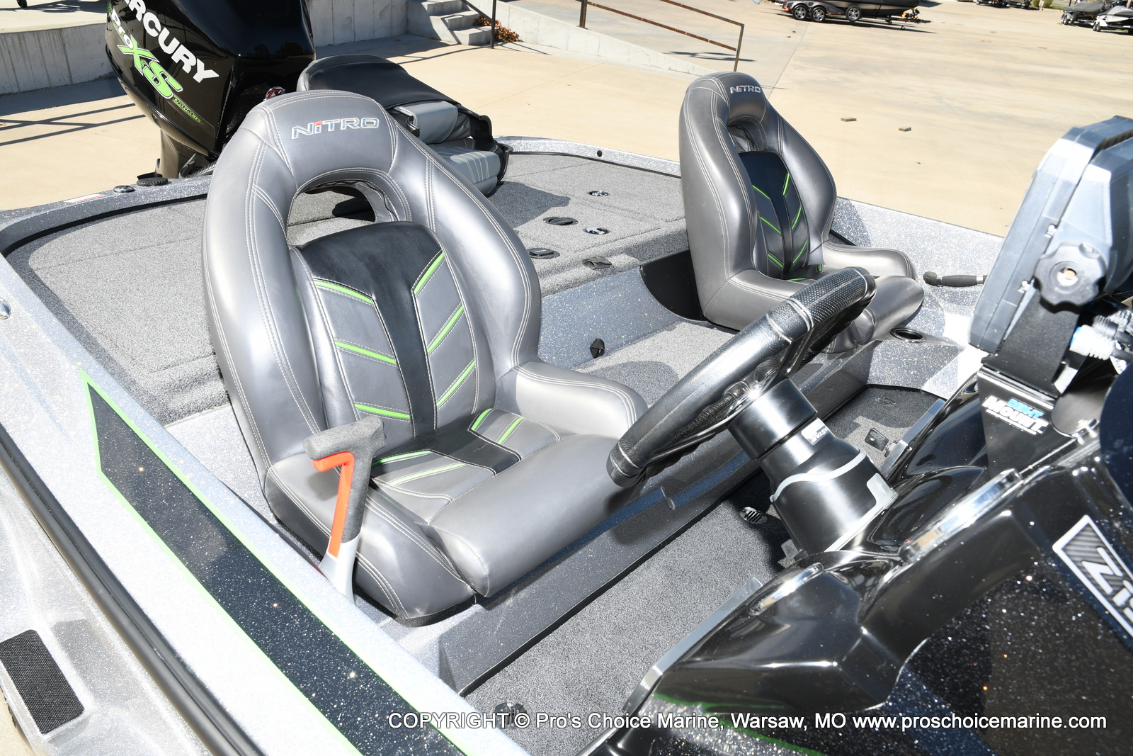 2017 Nitro boat for sale, model of the boat is Z19 & Image # 34 of 50
