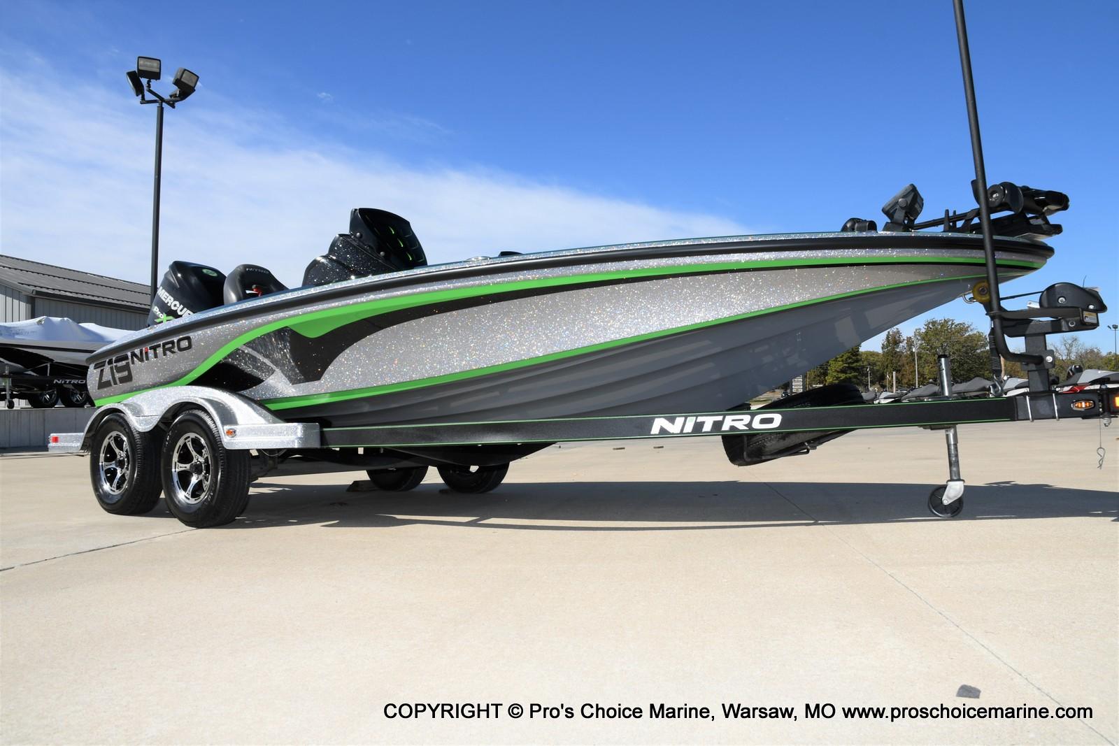2017 Nitro boat for sale, model of the boat is Z19 & Image # 41 of 50