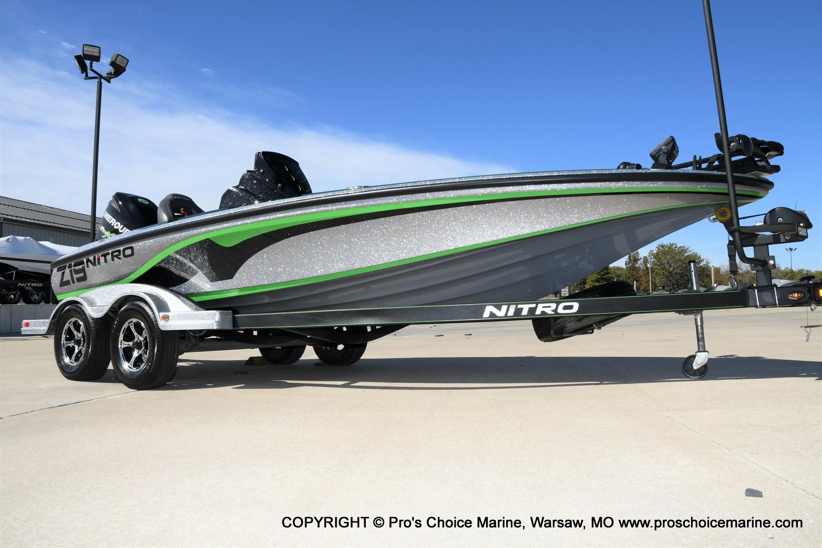 2017 Nitro boat for sale, model of the boat is Z19 & Image # 42 of 50