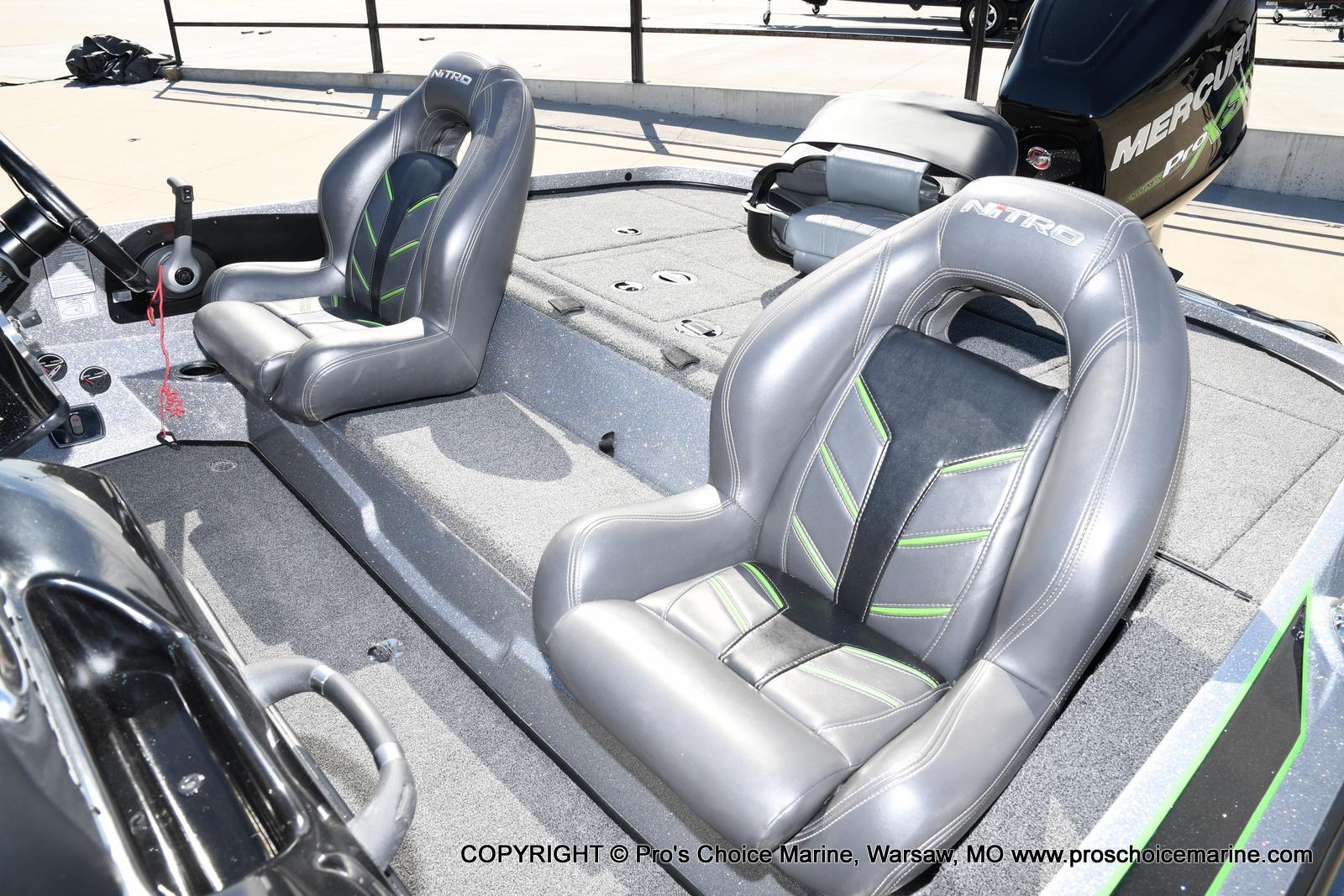 2017 Nitro boat for sale, model of the boat is Z19 & Image # 45 of 50
