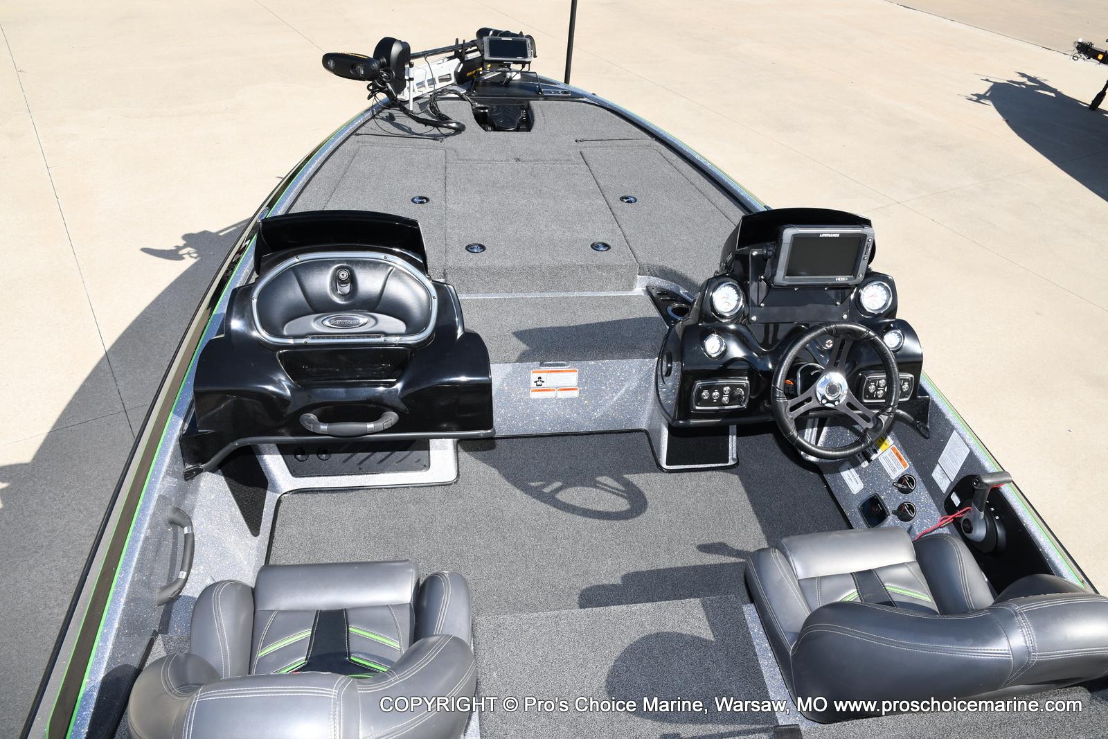 2017 Nitro boat for sale, model of the boat is Z19 & Image # 46 of 50