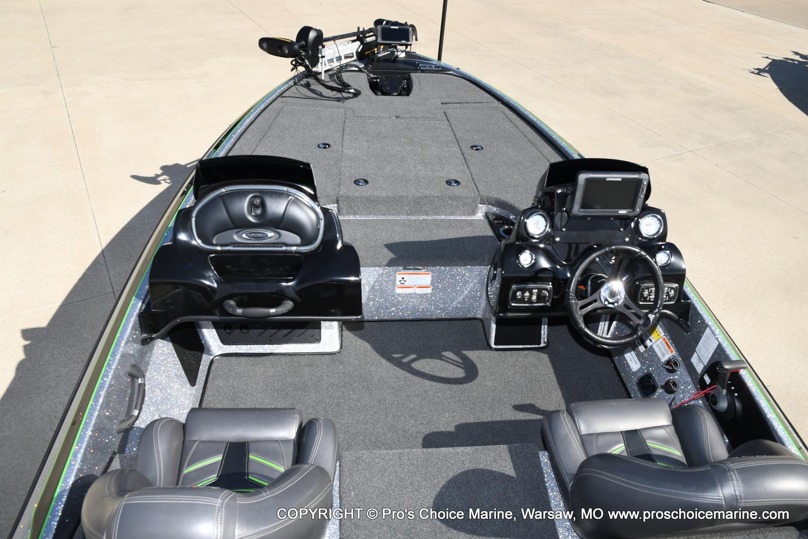 2017 Nitro boat for sale, model of the boat is Z19 & Image # 47 of 50