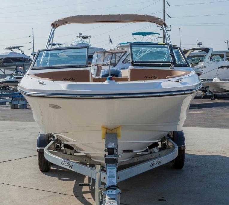 Sea Ray21 SPX OB