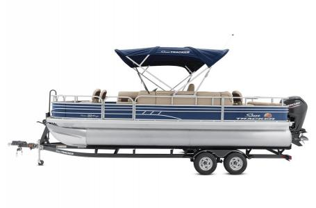 2020 Sun Tracker boat for sale, model of the boat is FISHING BARGE 22 DLX & Image # 15 of 16