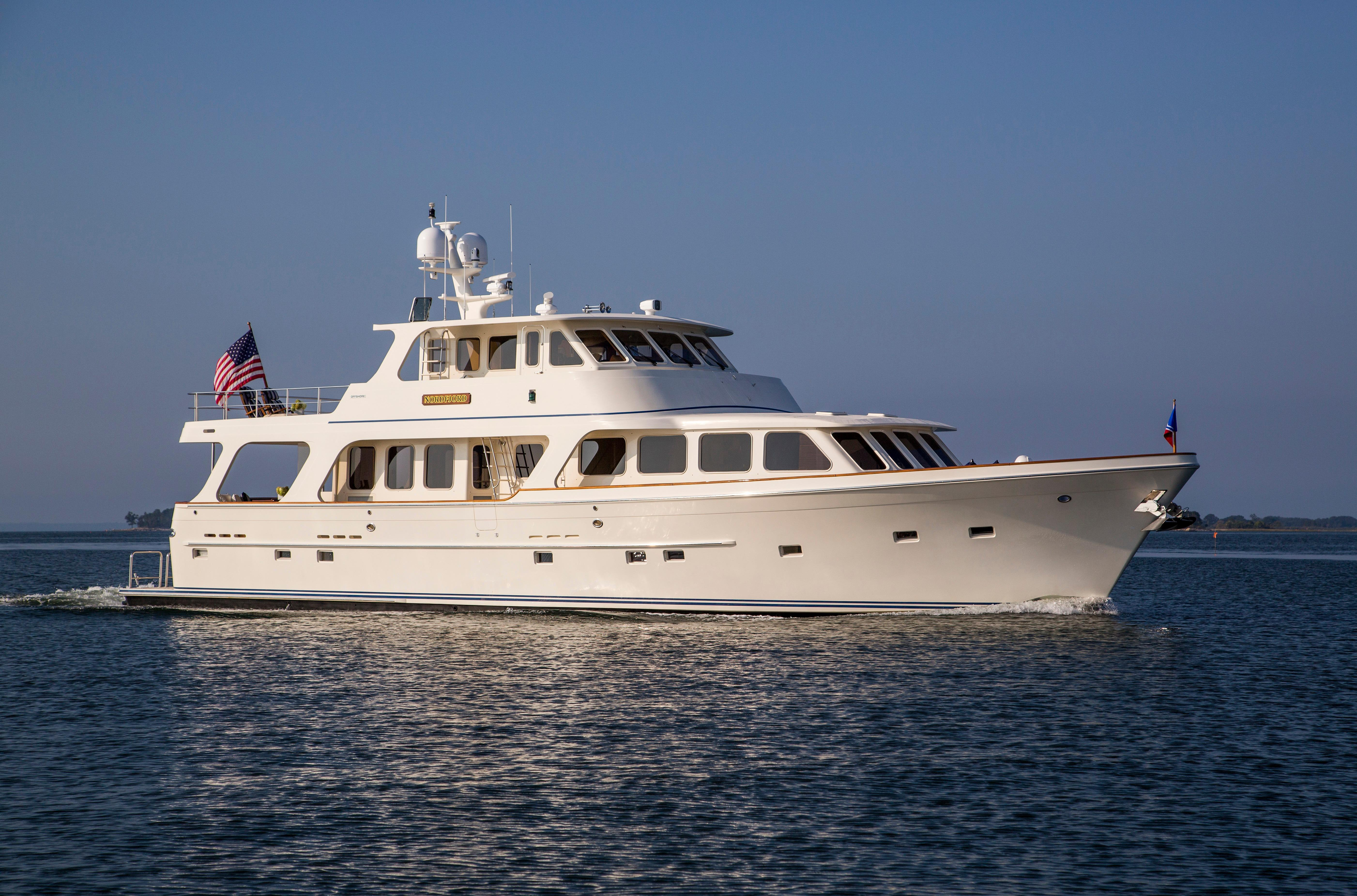 2003 Offshore Voyager
