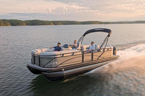 2021 Regency boat for sale, model of the boat is 230 DL3 & Image # 2 of 71