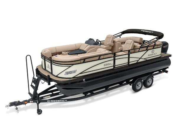 2021 Regency boat for sale, model of the boat is 230 DL3 & Image # 7 of 71