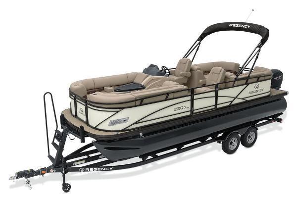 2021 Regency boat for sale, model of the boat is 230 DL3 & Image # 8 of 71