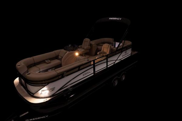 2021 Regency boat for sale, model of the boat is 230 DL3 & Image # 38 of 71