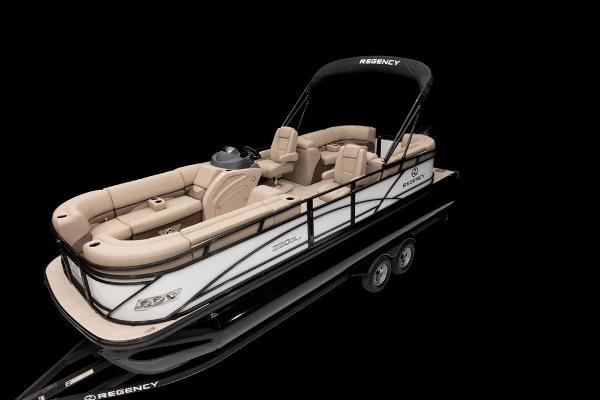 2021 Regency boat for sale, model of the boat is 230 DL3 & Image # 43 of 71
