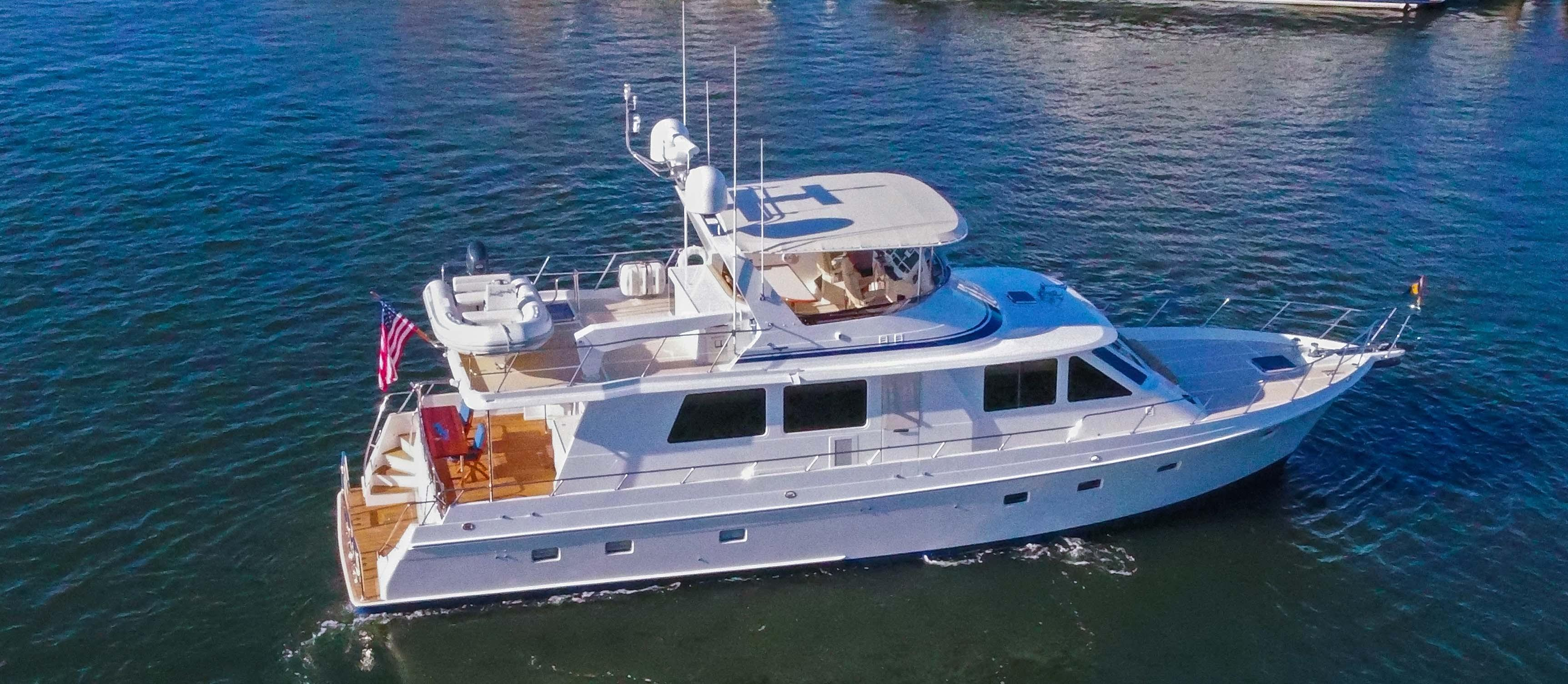 62' Offshore Yachts 2008