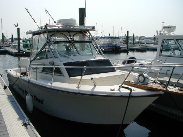 1987 Grady White 25 Sailfish For Sale