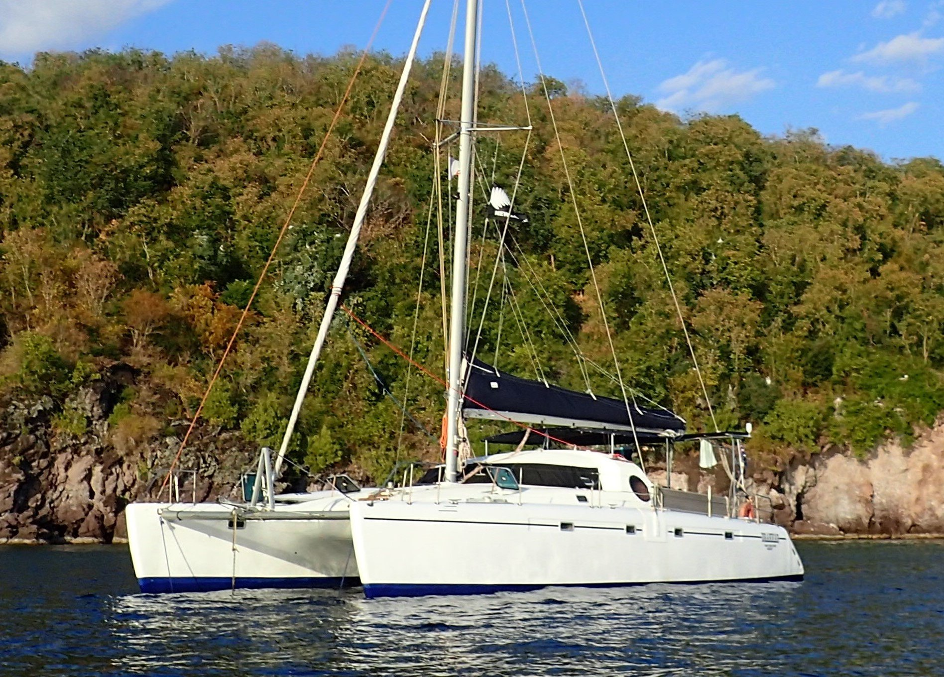 Fountaine Pajot 46' Casamance
