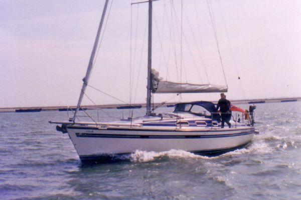 Dehler 35 cws boat for sale