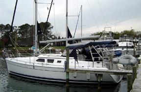2007 Hunter 41DS | Sailboats for Sale