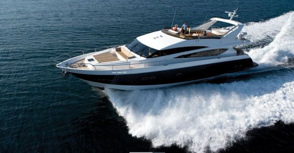 Manufacturer Provided Image: Princess 85 Motor Yacht