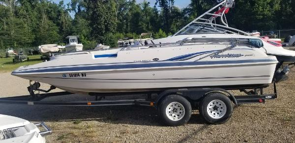 2003 HURRICANE 201 DECK for sale