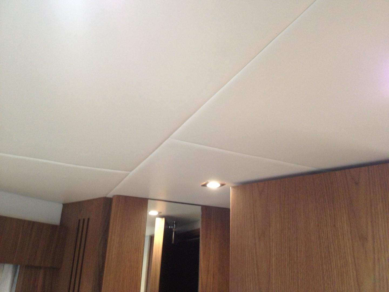 Details on ceiling